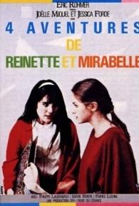 4 Aventuras de Reinette e Mirabelle - Poster / Capa / Cartaz - Oficial 2
