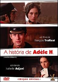 A História de Adèle H. - Poster / Capa / Cartaz - Oficial 4