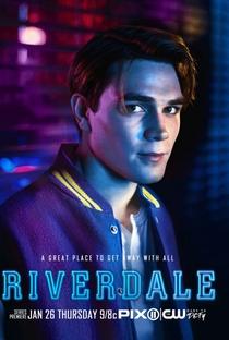 Riverdale (1ª Temporada) - Poster / Capa / Cartaz - Oficial 8