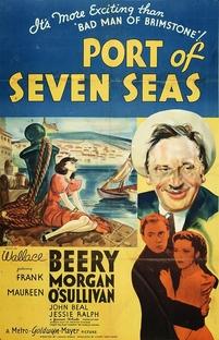 O Porto dos Sete Mares - Poster / Capa / Cartaz - Oficial 1