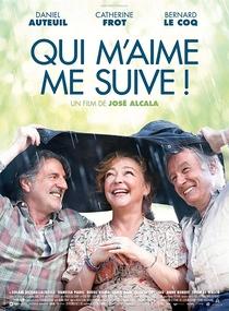 Quem Me Ama, Me Segue! - Poster / Capa / Cartaz - Oficial 2