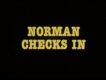 Norman Checks In - Poster / Capa / Cartaz - Oficial 1