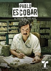 Pablo Escobar: o senhor do tráfico - Poster / Capa / Cartaz - Oficial 1