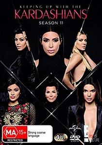 Keeping up with Kardashians (11ª temporada) - Poster / Capa / Cartaz - Oficial 1