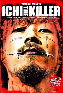 Ichi: O Assassino - Poster / Capa / Cartaz - Oficial 11