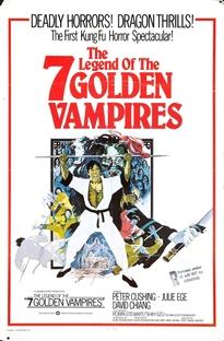 A Lenda dos Sete Vampiros  - Poster / Capa / Cartaz - Oficial 2