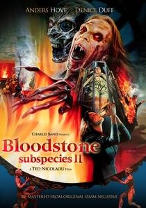 Bloodstone - A Maldição Continua - Poster / Capa / Cartaz - Oficial 3
