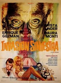 Invasão Sinistra - Poster / Capa / Cartaz - Oficial 1
