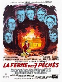La ferme des sept péchés - Poster / Capa / Cartaz - Oficial 1