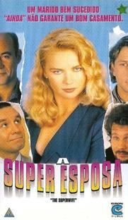 A Super Esposa - Poster / Capa / Cartaz - Oficial 1