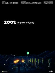2001: Uma Odisseia no Espaço - Poster / Capa / Cartaz - Oficial 16