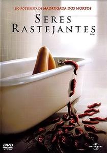 Seres Rastejantes - Poster / Capa / Cartaz - Oficial 3