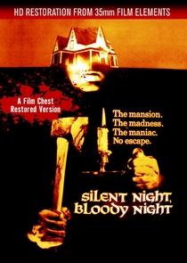 Noite de Sombras, Noite de Sangue - Poster / Capa / Cartaz - Oficial 8