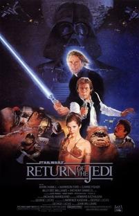 Star Wars: Episódio VI - O Retorno de Jedi - Poster / Capa / Cartaz - Oficial 3