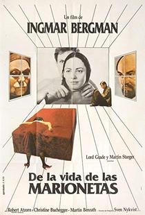 Da Vida das Marionetes - Poster / Capa / Cartaz - Oficial 8