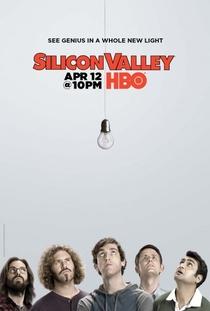 Silicon Valley (2ª Temporada) - Poster / Capa / Cartaz - Oficial 1