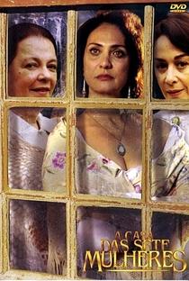 A Casa das Sete Mulheres - Poster / Capa / Cartaz - Oficial 4