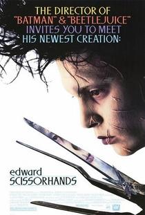 Edward Mãos de Tesoura - Poster / Capa / Cartaz - Oficial 4