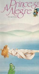 A Princesa Alegre - Poster / Capa / Cartaz - Oficial 3