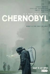 Chernobyl - Poster / Capa / Cartaz - Oficial 1