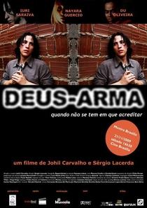 Deus-Arma - Poster / Capa / Cartaz - Oficial 1