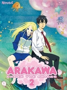 Arakawa Under the Bridge 2 (Arakawa Under the Bridge x Bridge)
