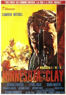 Minnesota Clay - Poster / Capa / Cartaz - Oficial 3