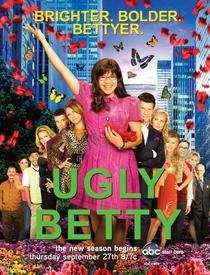 Ugly Betty (2ª Temporada) - Poster / Capa / Cartaz - Oficial 1