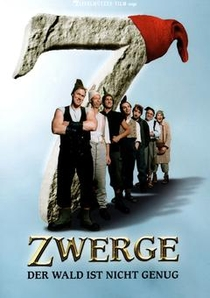 7 Zwerge - Der Wald ist nicht genug  - Poster / Capa / Cartaz - Oficial 1