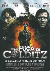 Fuga de Colditz - Poster / Capa / Cartaz - Oficial 4