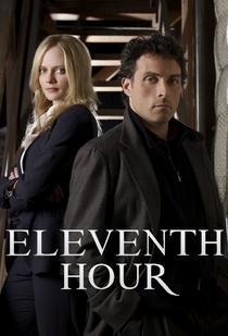Eleventh Hour: O Último Recurso - Poster / Capa / Cartaz - Oficial 2