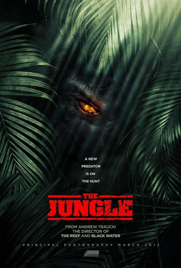 Divulgado Primeiro Pôster de 'The Jungle'