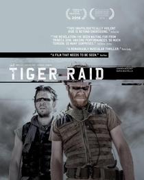 Tiger Raid - Poster / Capa / Cartaz - Oficial 1