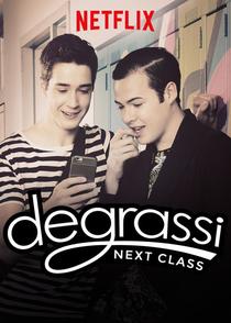 Degrassi: Next Class (2ª Temporada) - Poster / Capa / Cartaz - Oficial 1