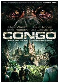 Congo - Poster / Capa / Cartaz - Oficial 10