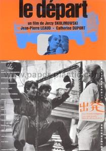 Le Départ - Poster / Capa / Cartaz - Oficial 3