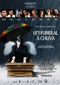 Um Funeral à Chuva - Poster / Capa / Cartaz - Oficial 1
