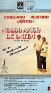 Nosso Amor de Ontem - Poster / Capa / Cartaz - Oficial 6