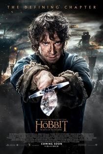 O Hobbit: A Batalha dos Cinco Exércitos - Poster / Capa / Cartaz - Oficial 4