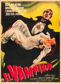 El Vampiro - Poster / Capa / Cartaz - Oficial 1