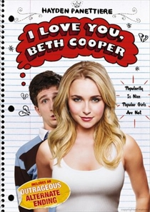 Eu te Amo, Beth Cooper - Poster / Capa / Cartaz - Oficial 1