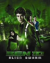 Ben 10: Invasão Alienígena - Poster / Capa / Cartaz - Oficial 1