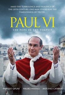 Paulo VI - O papa da misericórdia - Poster / Capa / Cartaz - Oficial 3
