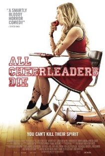 Todas as Cheerleaders Devem Morrer - Poster / Capa / Cartaz - Oficial 1