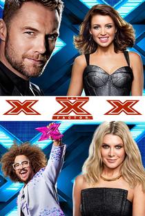 The X Factor - Austrália (5ª Temporada) - Poster / Capa / Cartaz - Oficial 1