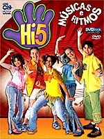Hi-5: Músicas e Ritmos - Poster / Capa / Cartaz - Oficial 1
