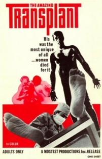 The Amazing Transplant - Poster / Capa / Cartaz - Oficial 3