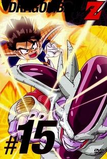 Dragon Ball Z (3ª Temporada) - Poster / Capa / Cartaz - Oficial 16