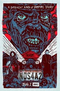 NOS4A2 (1ª Temporada) - Poster / Capa / Cartaz - Oficial 1
