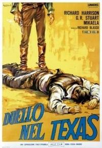 Duelo no Texas - Poster / Capa / Cartaz - Oficial 3